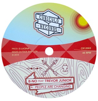 "12"" Trevor Junior/B-No - People Are Changing/Changing Version [NM]"