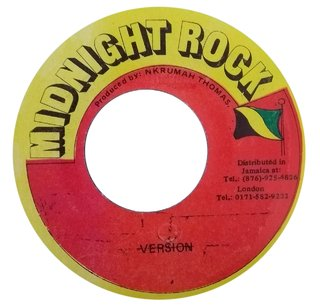 "7"" Anthony Johnson - She Haffi Come A Me/Version [VG-] - comprar online"
