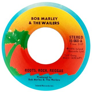 "7"" Bob Marley & the Wailers - Roots Rock Reggae/Cry To Me [NM]"