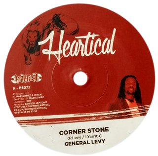 "7"" General Levy/Spiritual - Corner Stone/In That Day [NM]"
