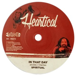 "7"" General Levy/Spiritual - Corner Stone/In That Day [NM] - comprar online"