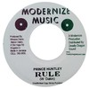 "7"" Horace Martin/Prince Huntley - Me Rule/Rule (Original Press) [VG] - comprar online"
