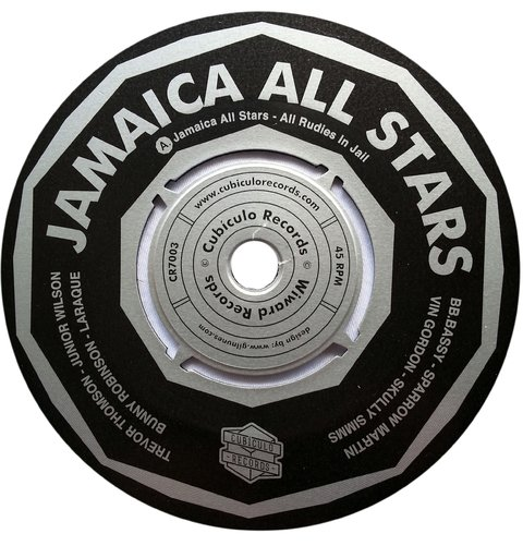 "7"" Jamaica All Stars - All Rudies In Jail/Rudies Sparrow's Piano [NM]"