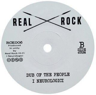 "7"" Jobba/I Neurologici - Voice Of The People/Dub Of The People [NM] - comprar online"