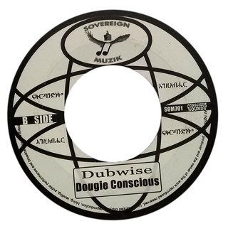 "7"" Kandake/Dougie Conscious - Ancient Ting/Dubwise [VG+] - comprar online"