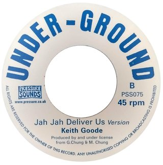 "7"" Keith Goode - Jah Jah Deliver Us/Version [NM] - comprar online"