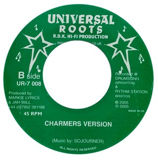 "7"" Knaty P - We Know/Charmers Version [VG+] - comprar online"