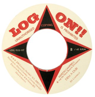 "7"" Martin Campbell - Dem A Laugh After Me/Dem A Dub [VG+] - comprar online"