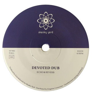 "7"" Paulinda Knight/Echo & Reverb - Devotion/Devoted Dub [NM] - comprar online"