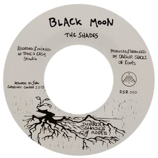 "7"" Ras Ico & the Shades - I Give Thanks/Black Moon [NM] - comprar online"