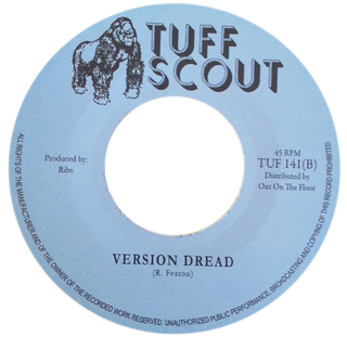 "7"" Robert Emmanuel - Fashion Dread/Version Dread [NM] - comprar online"