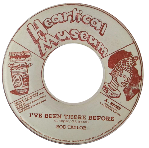 "7"" Rod Taylor/Carlton Livingston - I've Been There Before/Baby Please [NM]"