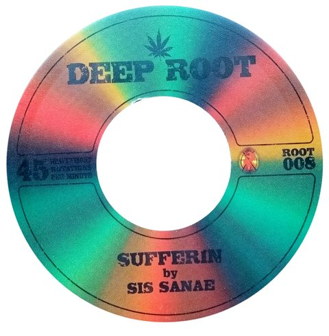 "7"" Sis Sanae - Suffering/Melodica Cut [VG+]"