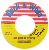 "7"" Sugar Minott/King Tubby - All Kind Of People/Public Skank [VG+] na internet"