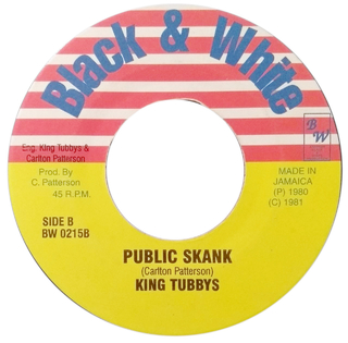 "7"" Sugar Minott/King Tubby - All Kind Of People/Public Skank [VG+] - Subcultura"