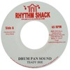 "7"" Teddy Irie - Drum Pan Sound/Piki Rock [NM]"