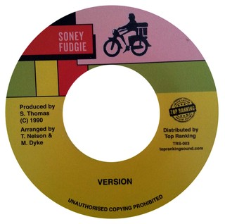 "7"" Telford Nelson - Rough Road/Version [NM] - comprar online"