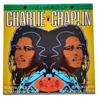 LP Charlie Chaplin - Two Sides of Charlie Chaplin (Original US Press) [VG+]