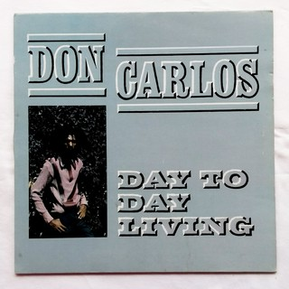 LP Don Carlos - Day to Day Living [VG]