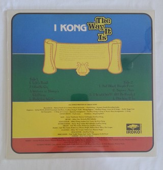 LP I Kong - The Way It Is [M] na internet