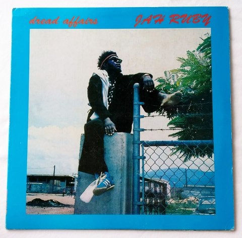 LP Jah Ruby - Dread Affairs [VG+]