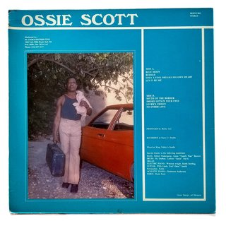 LP Ossie Scott - Super Star (Original Press) [VG+] - comprar online