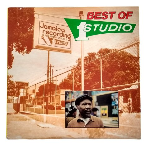 LP V.A. - Best of Studio One [VG+]