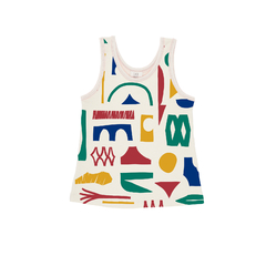 MUSCULOSA ABSTRACT RETRO