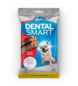 Dental Smart Chalesco RM Frango 120g