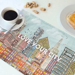 INDIVIDUALES LOVE YOUR CITY (Pack X2) - PRE ORDER