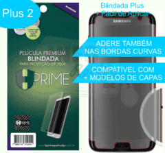 Película HPrime Curves Plus 2 Galaxy S7 Edge - 4003