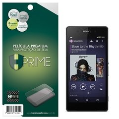 Película HPrime PET Invisível Xperia Z2 (KIT) - 806
