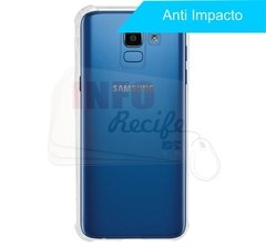 Capa Anti Impacto Transparente Galaxy J6