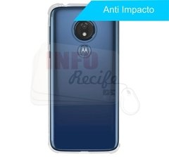 Capa Anti Impacto Transparente Moto G7 Power