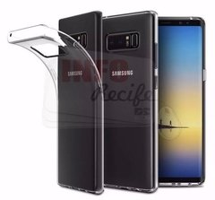 Capa TPU Transparente Galaxy Note 8 na internet