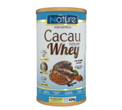 Cacau Nature Whey 70% 420g