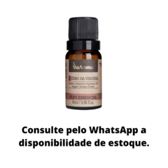 Óleo Essencial 10ml - Cedro da Virginia