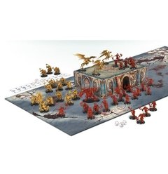 AGE OF SIGMAR: THUNDER & BLOOD Warhammer Age Of Sigmar - comprar online