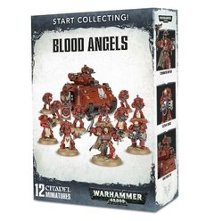 START COLLECTING! BLOOD ANGELS - Warhammer 40k