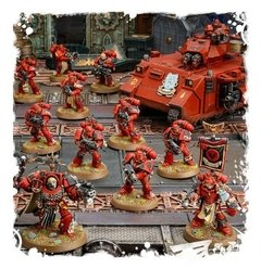 START COLLECTING! BLOOD ANGELS - Warhammer 40k - comprar online