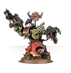 Warboss Grukk's Boss Mob na internet