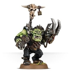 Imagem do Warboss Grukk's Boss Mob