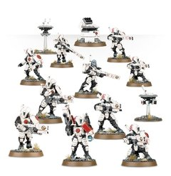 Tau Empire Fire Warriors - Warhammer 40k