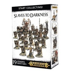 START COLLECTING! SLAVES TO DARKNESS - Warhammer Age of Sigmar