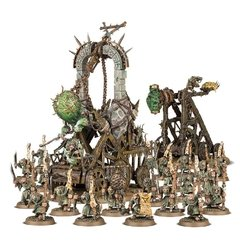Start Collecting! Skaven Pestilens - Age of Sigmar - loja online