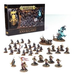 Warriors of the Great Cities: Anvilgard - Age og Sigmar