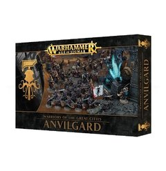 Warriors of the Great Cities: Anvilgard - Age og Sigmar - comprar online
