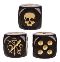 Malign Portents Dice na internet