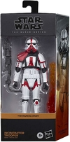 Star Wars The Black Series: Incinerator Trooper (The Mandalorian) - Hasbro
