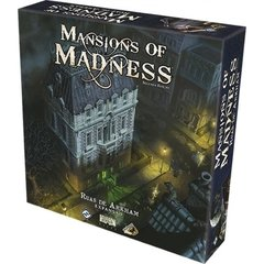 Combo Mansion of Madness - Base + expansões - Pittas Board Games